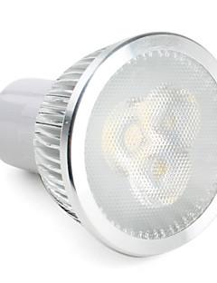 Spot Gradable Blanc Naturel MR16 GU10 6 W 3 LED Haute Puissance 310 LM AC 100-240 V