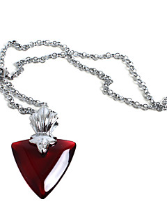 Jewelry Inspirirana Sudbina / boravak noć Rin Tohsaka Anime Cosplay Pribor Ogrlice Crvena Female