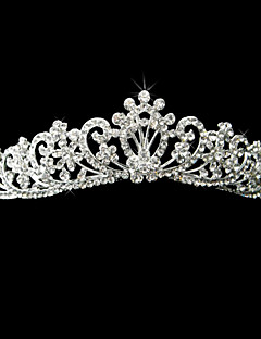 Women's Alloy Headpiece-Wedding Special Occasion Tiaras