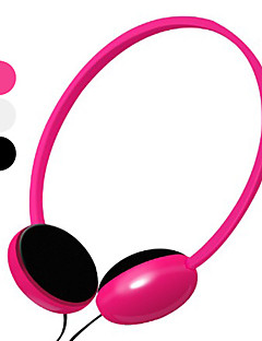 Kanen poderosa bajo ergonómicos auriculares con micrófono y control de volumen (varios colores)