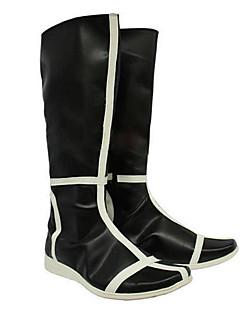 Arrancar Black Cosplay Boots