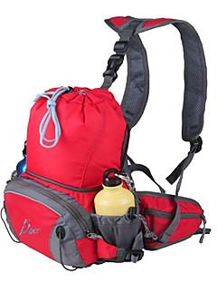 15L L Pochete / Mochilas de Escalada Acampar e Caminhar Ao ar Livre / Esportes de Lazer Bolsa Kettle Embutida / CompactoVermelho / Azul /