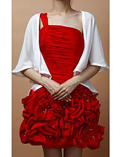 vakker chiffon spesiell anledning / bryllup wrap / sjal (flere farger) bolero skuldertrekk
