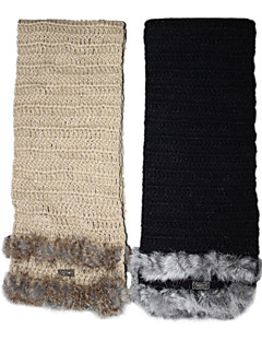 Deniso—Lapin Hand Woven Snowproof and Windproof Scarf