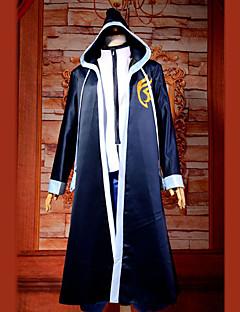 cosplay traje inspirado en la cola de hadas fernandes Jellal