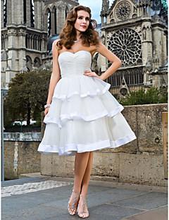 SYDNI - kjole til Bryllupskjole i Organza