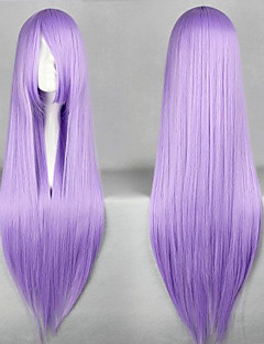 Hannah Anafeloz Purple Cosplay Wig