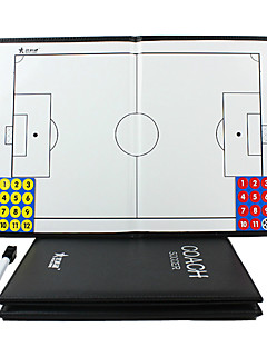 Opvouwbare & Magnetische Voetbal Coaching Board