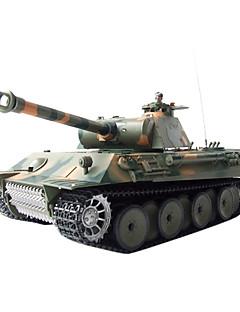 1/16 Radio Remote Control Tank German Panther Battle RC Tanks R/C RTR Toys
