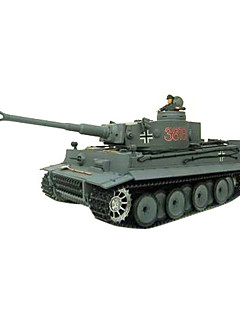 1/16 Remote Control German Tiger I Battle RC Tank RTR R/C