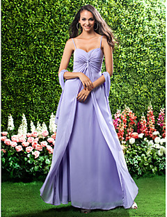 Military Ball/Formal Evening/Wedding Party Dress - Lavender Hourglass/Pear/Misses/Petite/Apple/Inverted Triangle/Rectangle Sheath/Column