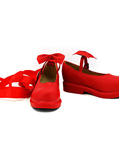 "Cosplay Shoes Inspired by The ""Hentai"" Prince and the Stony Cat. Tsukiko Tsutsukakushi"