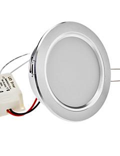 """3 """"5W 30x2835SMD 300-330LM 5800-6500K lumière blanche naturelle Ampoule LED de plafond (110-240V)"""