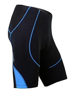 SANTIC לגברים אופניים מכנסיים קצרים תחתיות נושם ייבוש מהיר לביש ספנדקס ניילון Coolmax Raita אביב קיץ סתיו רכיבה על אופניים/אופנייים