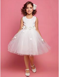 RUSHMOOR - kjole til Blomsterjente i Satin