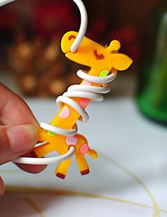 giraf gummi spoleapparatet (tilfældig farve)