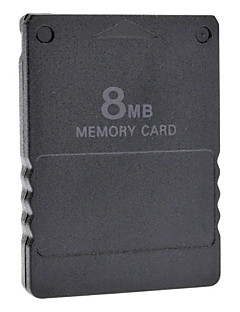 8mb Memory Storage Card for PS2