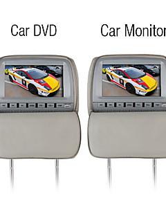 9 tommer bil dvd-afspiller& monitorsystem