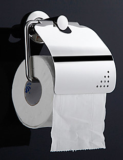 Steel Toilet Paper Holder inoxydable contemporaine