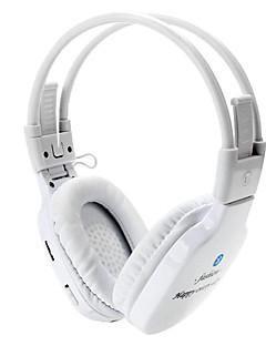Stereo Wireless Bluetooth Headset + kort + FM-radio øretelefon