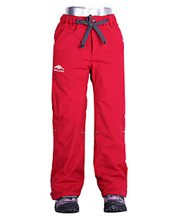 Kid's Pants/Trousers/Overtrousers Skiing / Camping / Hiking / Climbing / Snowsports / SnowboardingWaterproof / Breathable / Thermal /