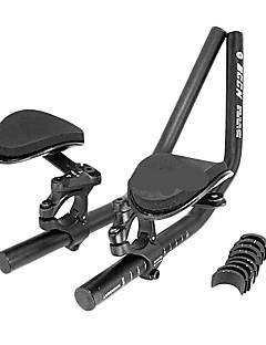 Bicicleta Manillar Bicicleta de Pista Negro aleación de aluminio