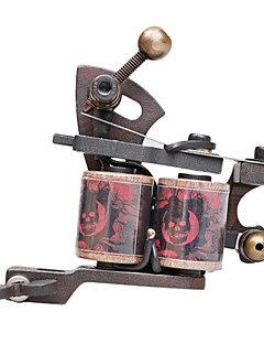 Dual kelat 10 Huivit Tattoo Machine Gun