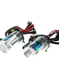 2st Car H4/SL H4-1 HID Xenon Lights Glödlampor Lampor AC / DC 12V35W (4300-12000K tillval)