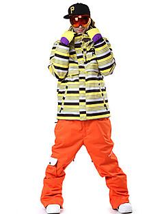 FELICE® Ski Wear Pants/Trousers/Overtrousers Women's / Men's / Unisex Winter Wear Nylon / Polyester Winter ClothingWaterproof /