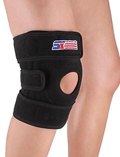 Sport genou de la jambe d'appui de la rotule Brace Wrap Protector Pad Sleeve - Taille libre