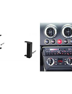 Radio Fascia Facia Trim installation Kit for AUDI TT 8N 1998-2006