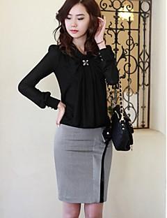 Dame Spring Fashion Ruffle Skirt
