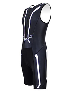 KOOPLUS® Tri Suit Women's / Men's / Unisex Sleeveless Bike Breathable / Quick Dry / Moisture Permeability / WearableCoveralls / Clothing