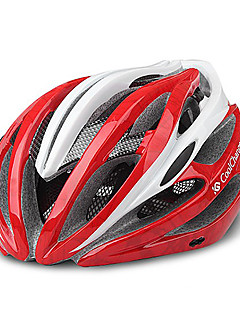 CoolChange Women's / Men's / Unisex Mountain / Road / Sports / Half Shell Bike helmet 23 Vents CyclingCycling / Mountain Cycling / Road