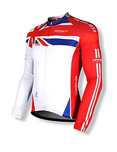 SPAKCT S14C07 Big Ben 100% Polyester Cycling Long Sleeves Tops