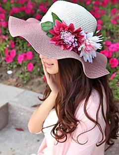 femeie Flori Beach Hat