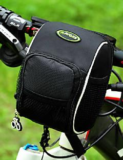 FJQXZ 600D Multifuncional saco preto Frente