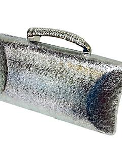 läder bröllop / speciella tillfällen wristlets / kväll handväskor (fler färger)