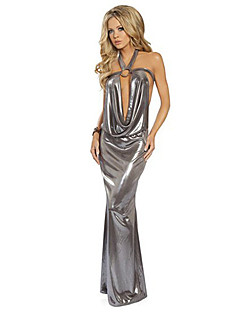 Verführerischer Mond-Göttin Bodycon Abend-Partei-Kleid-reizvolle Uniform