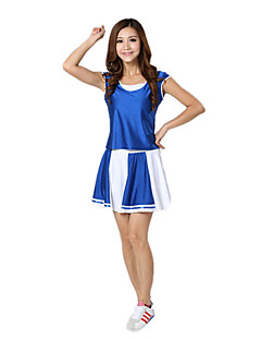 Sweet Girl Deluxe Polyester 2014 Brasilien WM! Football Baby Cheerleader Uniform