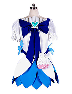 Inspired by Pretty Cure Cure Marine Cosplay Costumes
