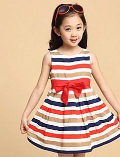 Модное летнее платье для девочек
