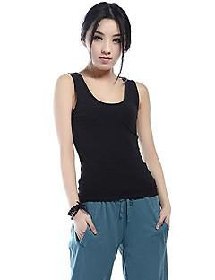 Sharonhome ® Women's Round Collar Leisure Vest Bottoming Shirt
