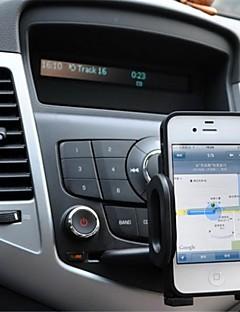 APPS2CAR ® חריץ רכב האוניברסלי Cd מחזיק הר למכשירי אייפון סמסונג נוקיה סוני LG HTC GPS נייד