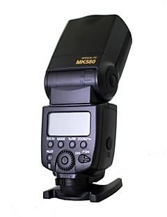 Meike MK 580 MK580 E TTL Flash Speedlite til Canon 580EXII EOS 5DII 5DIII 7D 60D 650D 600D 550D 500D 450D 400D 1100D