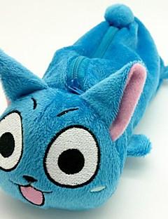 Fairy Tail Счастливые Косплей Карандаш сумка