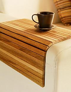 """classique tapis d'isolation en forme de niveau, en bois 20.8 """"x16.5"""" x1.3 """""""