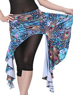 Belly Dance Skirts Women's Performance Silk