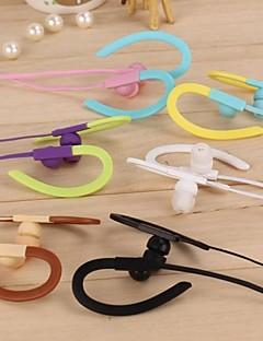 Kida KD-166 Uši Visící Stereo Hudba / Mic pro sluchátka In-Ear sluchátka pro všechny Smartphone