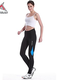 MYSENLAN® Cycling Pants Women'sBreathable / Quick Dry / Ultraviolet Resistant / High Breathability (>15,001g) / Reflective Strips / 3D